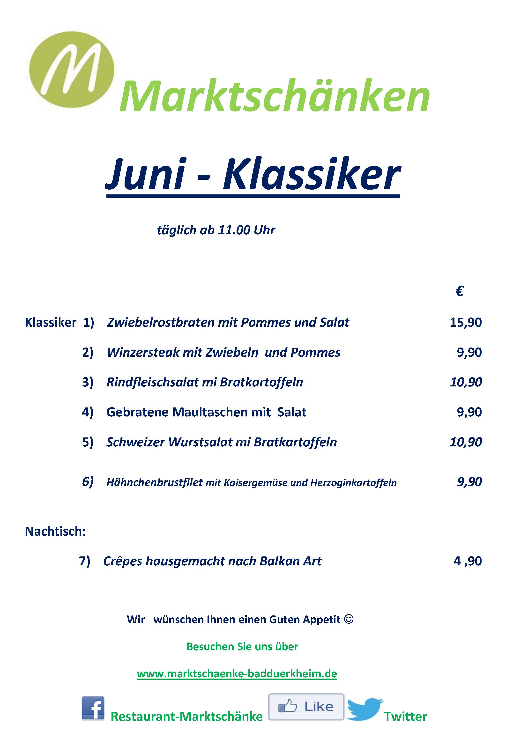 klassiker_juni17 | Restaurant und Hotel